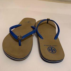 Tory Burch size 8.5 flip flops